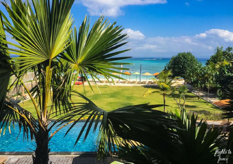 Flights To Fancy d'Nusa Beach Club & Resort_ Lembongan Luxury - Main Pool