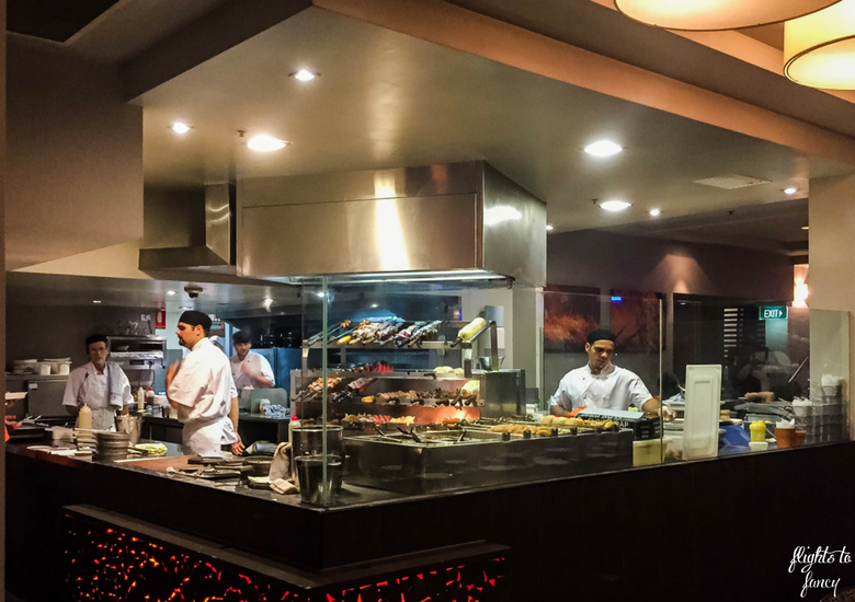 Flights To Fancy: Bushfire Flame Grill Cairns Kitchen - Australia Style Restaurant In Cairns