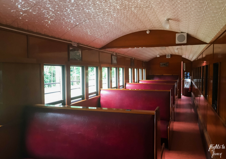 Flights To Fancy: Kuranda Scenic Railway Gold Class - Heritage Class Cabin