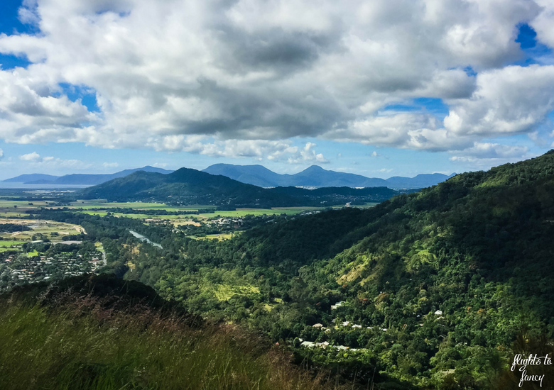 Flights To Fancy: Kuranda Scenic Railway Gold Class - Mountain Views