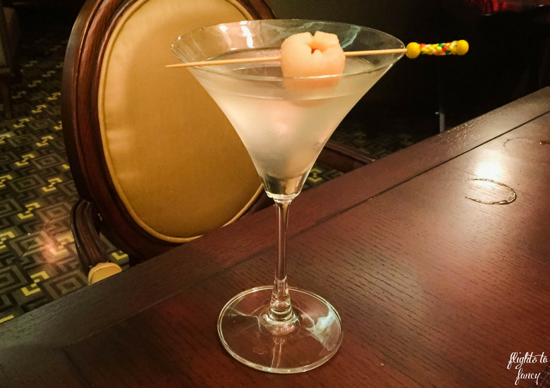 Flights To Fancy: Red Bean Restaurant Hanoi - Cocktail