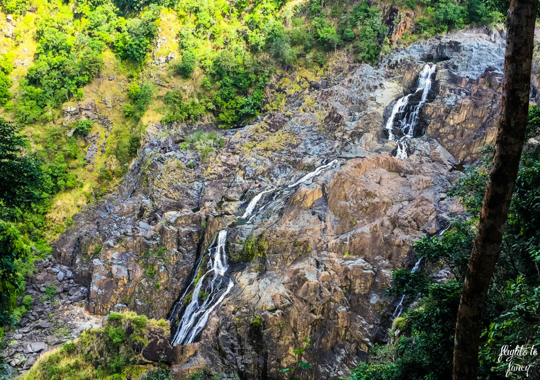 Flights To Fancy: Skyrail Rainforest Cableway Cairns - Barron Falls