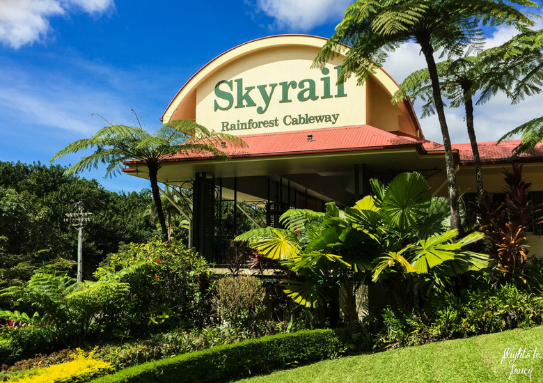 Flights To Fancy: Skyrail Rainforest Cableway Cairns - Kuranda Station