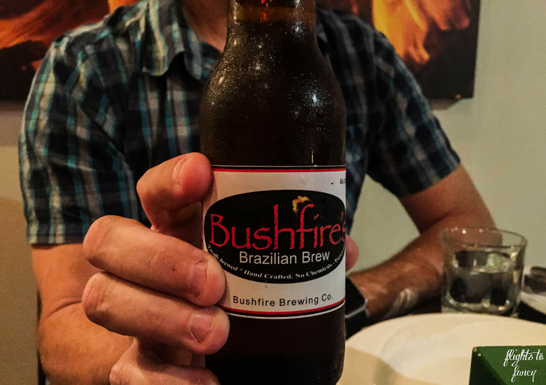 Flights To Fancy: The Abbott Boutique Hotel Cairns - Bushfire Brazilian Brew