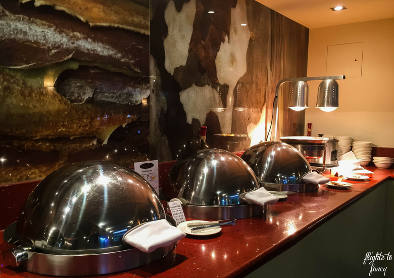 Flights To Fancy: The Abbott Boutique Hotel Cairns - Hot Buffet Breakfast