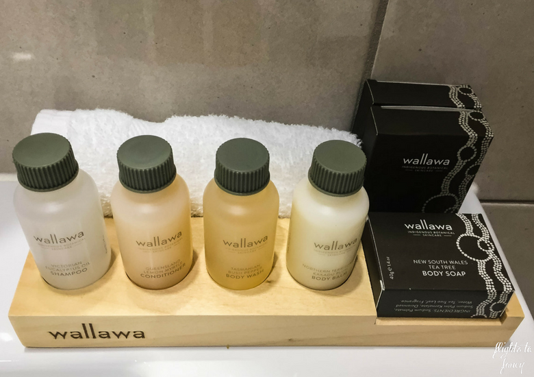 Flights To Fancy: The Abbott Boutique Hotel Cairns - Toiletries