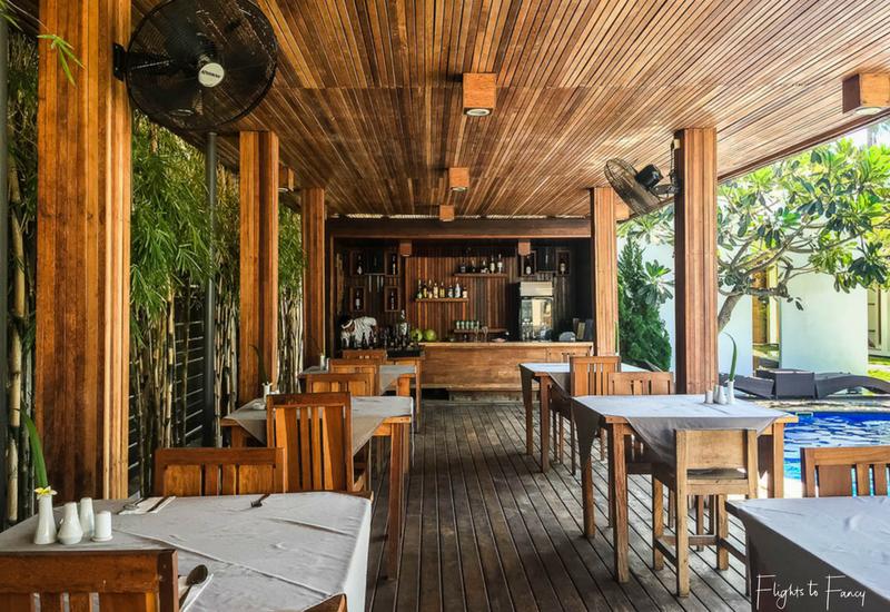 Villa Nero Gili Trawangan Restaurant