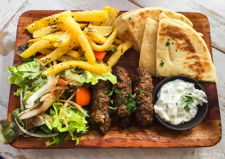 Flights To Fancy Featured Image - Nostimo Greek Grill Bali