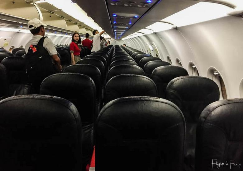 Flights To Fancy: Vietjet Air A320 Domestic Economy HAN - DAD