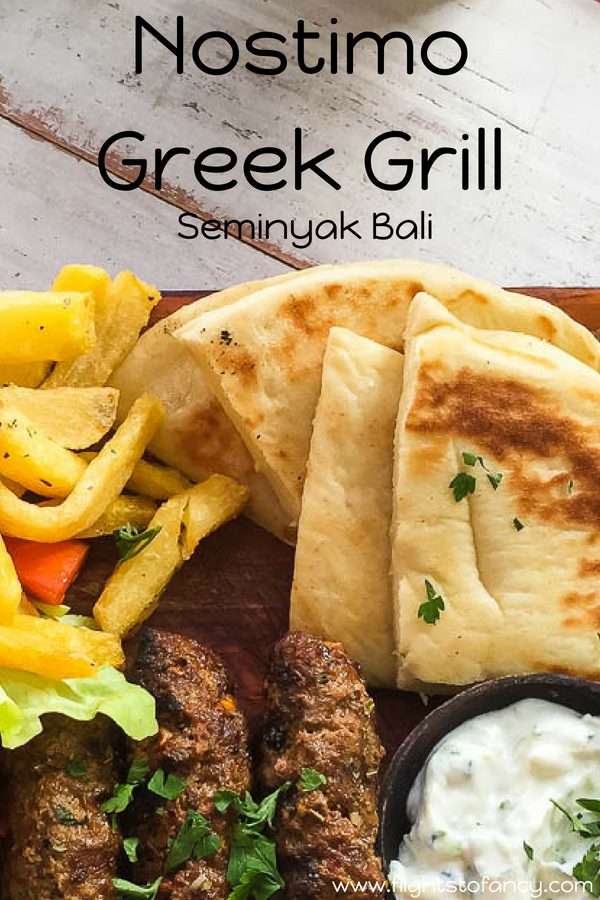 Kali Orexi means good appetite in Greek and you should bring yours to Nostimo Greek Grill Bali. Nostimo Bali is my favourite Bali Greek restaurant. The food is superb, the atmosphere is relaxed and the prices are unbeatable. Head to the blog for more details #bali #seminyak #balirestaurant #greekrestaurant #greekfood #baligreekrestaurant #seminyakbali #seminyakrestaurant