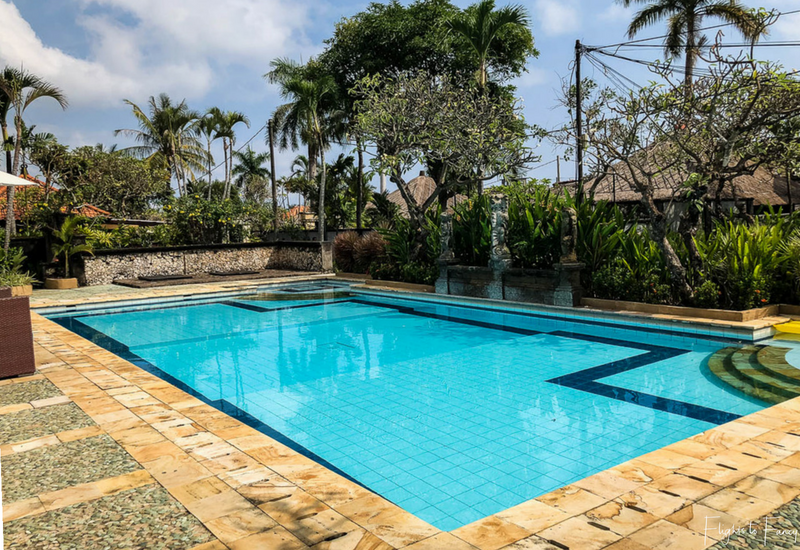 The Club Villas Seminyak: Main pool