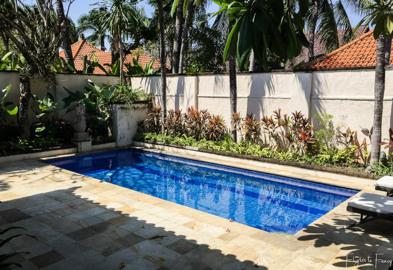 The Club Villas Seminyak: Private Pool Villa Bali