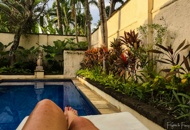 The Club Villas Seminyak: Relaxing in my Bali villas with Private Pool
