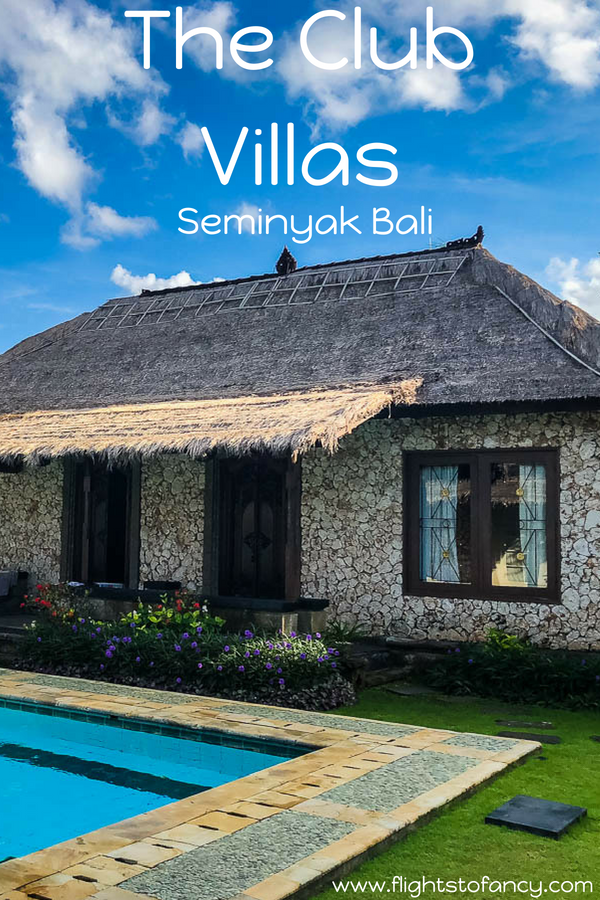 Want to treat yourself to the ultimate in luxury accommodation in Bali? Get yourself booked into a private pool villa stat! The Club Villas in Seminyak offers a choice of 1, 2 & 3 bedroom villas to suit every travellers needs. All the details on the blog ... #bali #balivilla #seminyak #seminyakvilla #privatepoolvilla #baliaccommodation