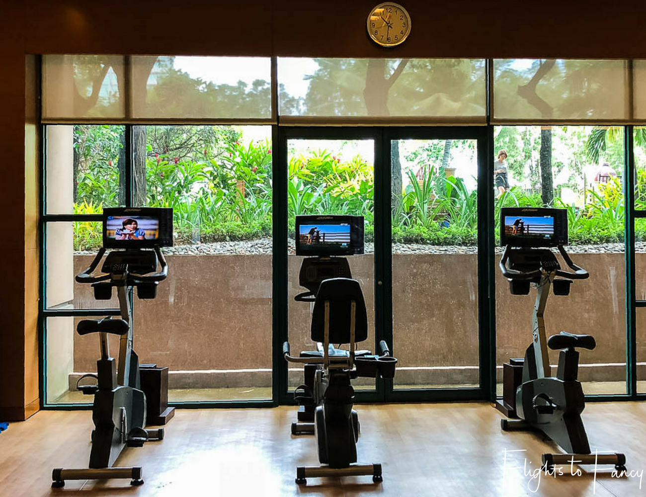 5 star hotel in Cebu City - Radisson Blue Cebu Gym by Flights to Fancy