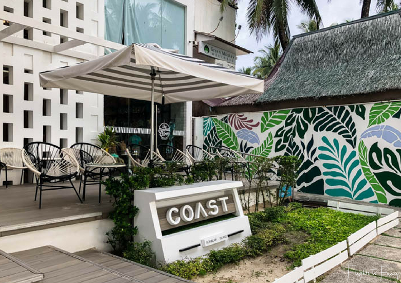 Coast is one of the best Boracay beachfront resorts - Flights To Fancy at Coast Boracay