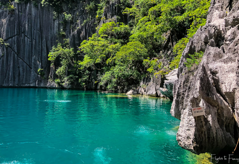 Coron Boat Tours: Barracuda Lake Coron