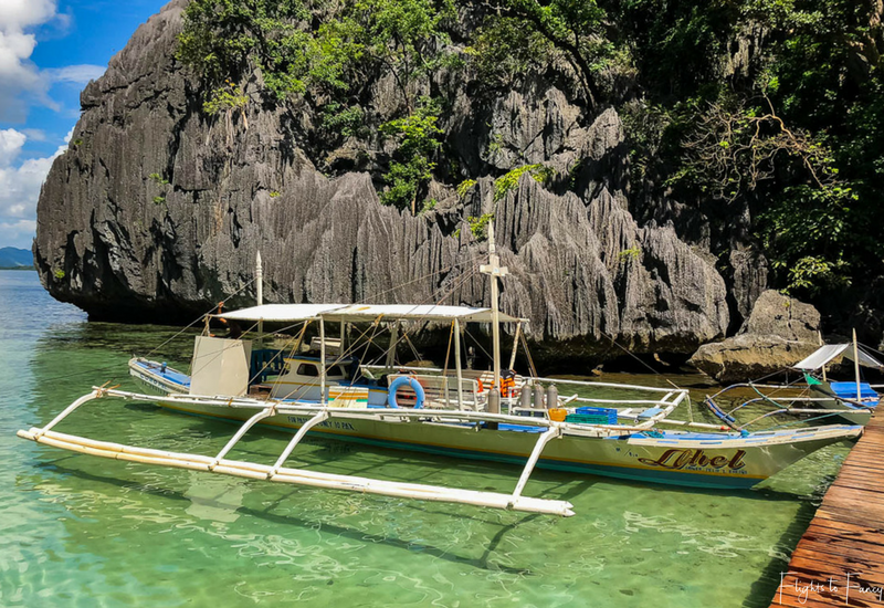 Coron Island Hopping: Barracuda Lake Coron