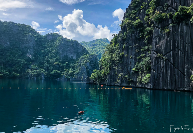 Coron Island Hopping Tour: Barracuda Lake Coron