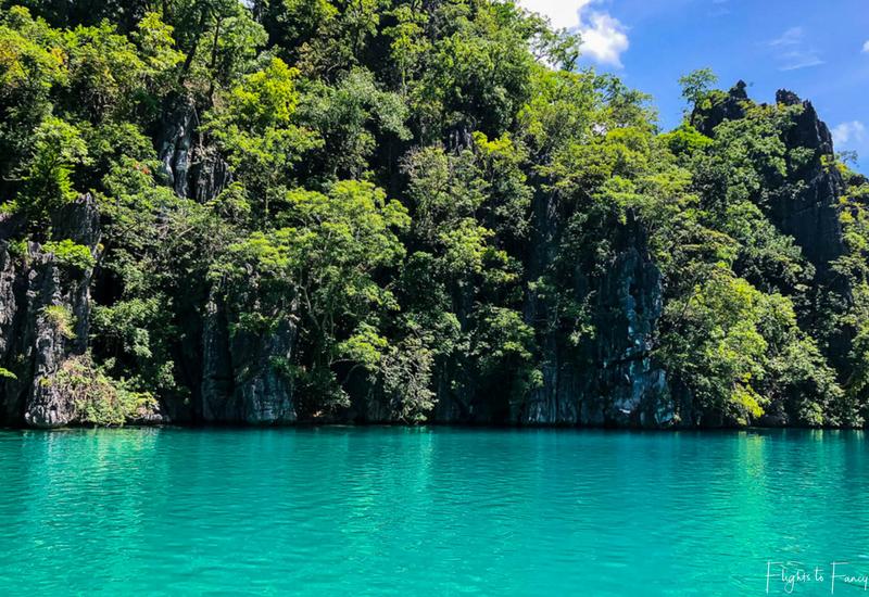 Coron Island Hopping: Kayangan Lake Coron