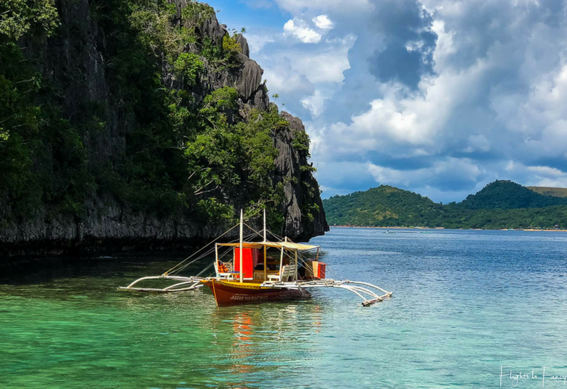 Coron Island Hopping: Private Coron Boat Tours