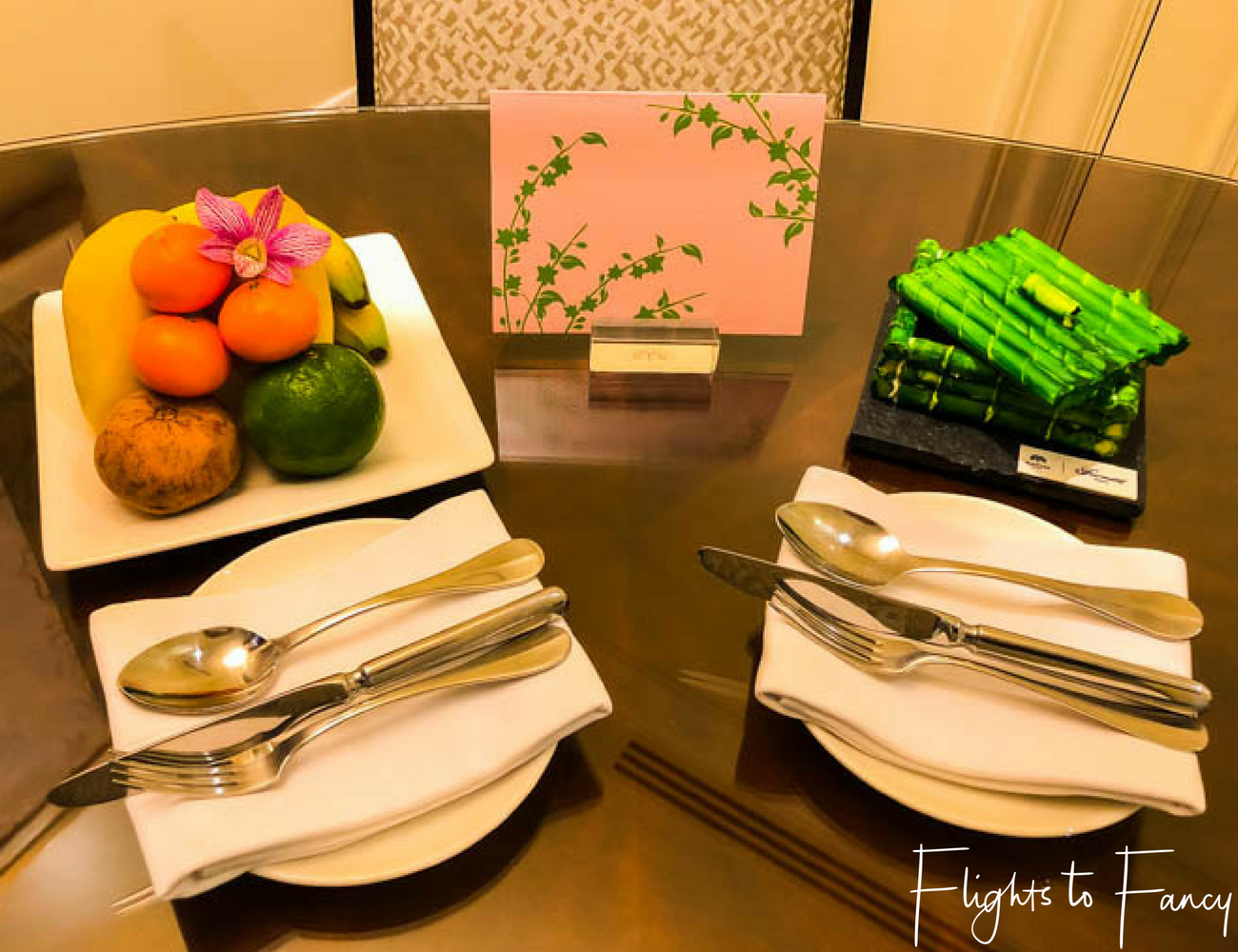 Flights To Fancy at Raffles Makati - The best place to stay in Manila