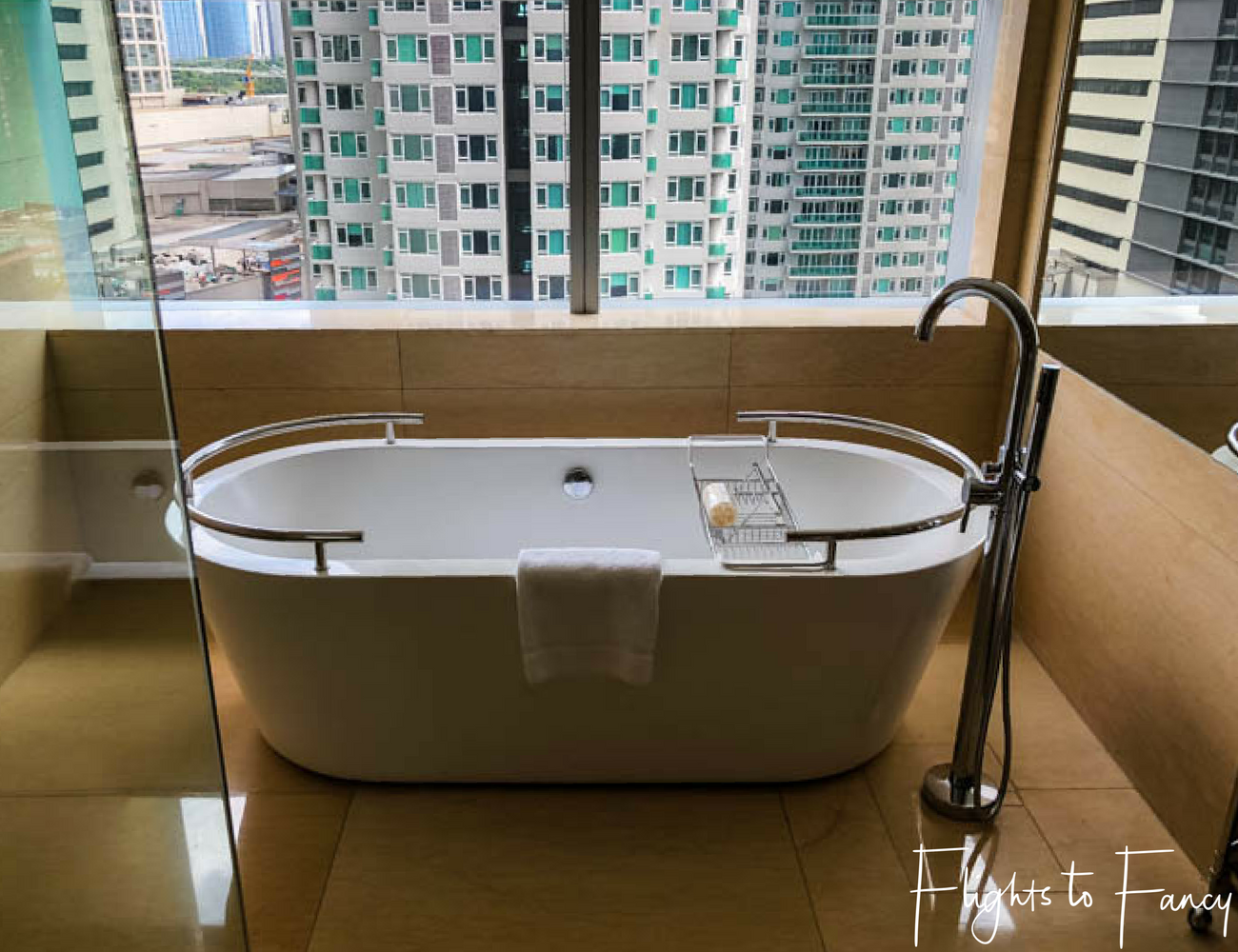 Flights To Fancy at Raffles Makati - This is where to stay in Manila!