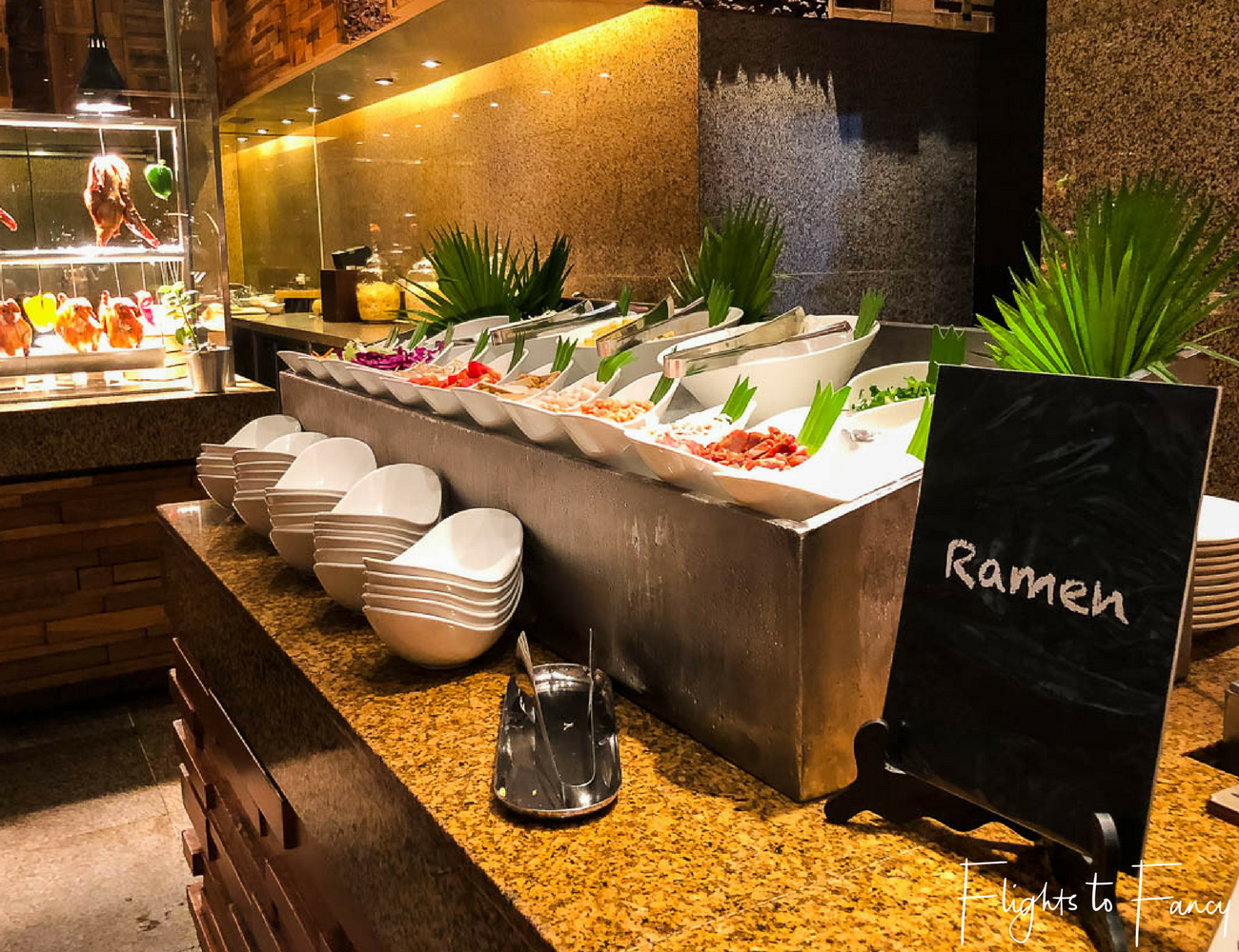 Hotel near SM Cebu City - Radisson Blue Cebu Dinner Buffet Feria Restaurant Ramen Station by Flights to Fancy