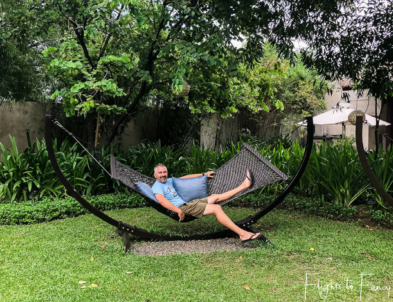 Hotel near SM Cebu City - Radisson Blue Cebu Relaxing In A Hammock by Flights to Fancy