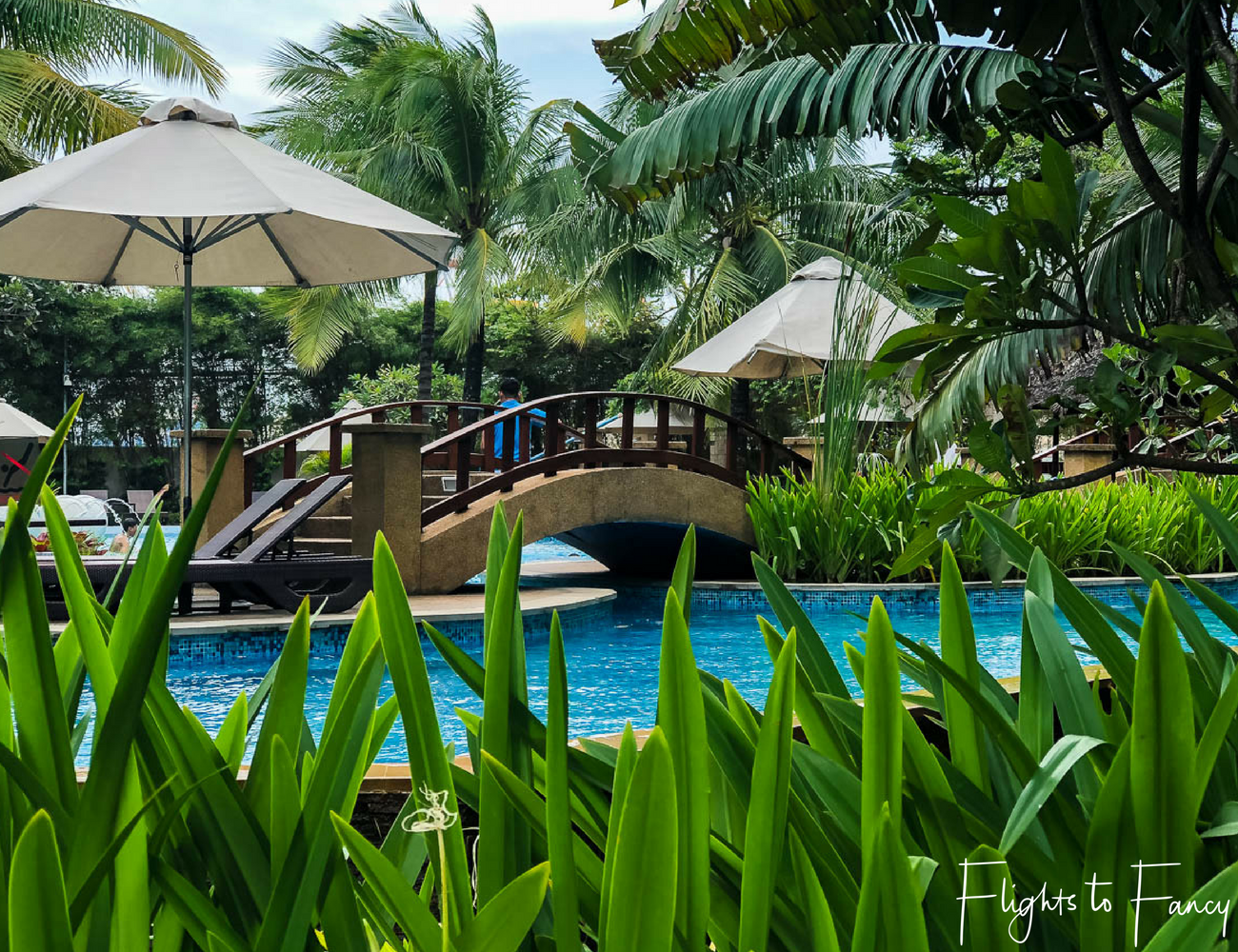 Radisson Blu Cebu City Report Pool by Flights to Fancy