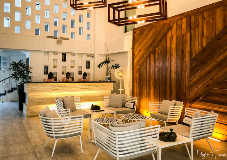 Lobby - Flights To Fancy at Coast Boracay