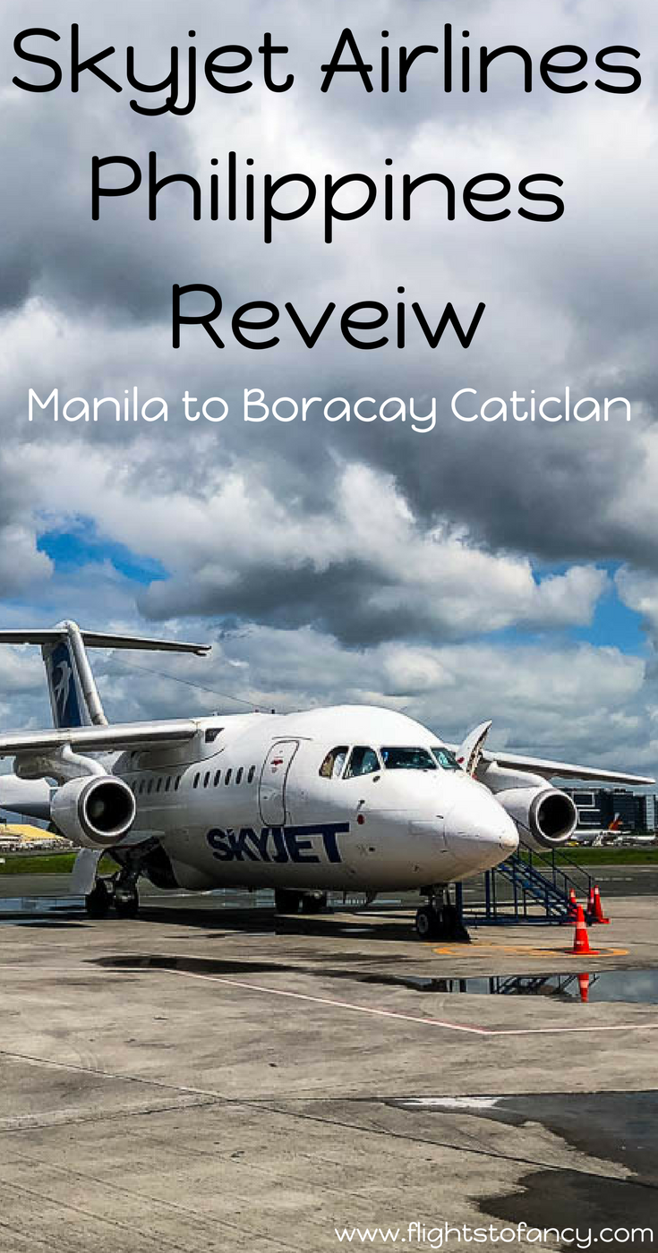 Getting to Boracay involves choosing between Boracay Caticlan or Kalibo airports. The Manila Boracay route is frequented by multiple airlines and flights from Manila to Caticlan are typically more expensive than Kalibo. I've found Skyjet Airlines Philippines is the fastest way to get from Manila to Boracay. #boracay #philippines #skyjetairlines #airlinereview #manilatoboracay