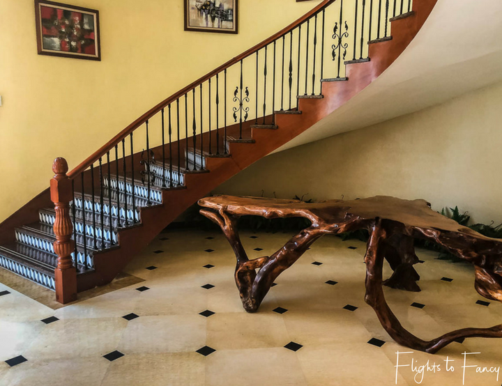 Where to stay in Coron: Staircase at Sunlight Guest Hotel Coron Palawan