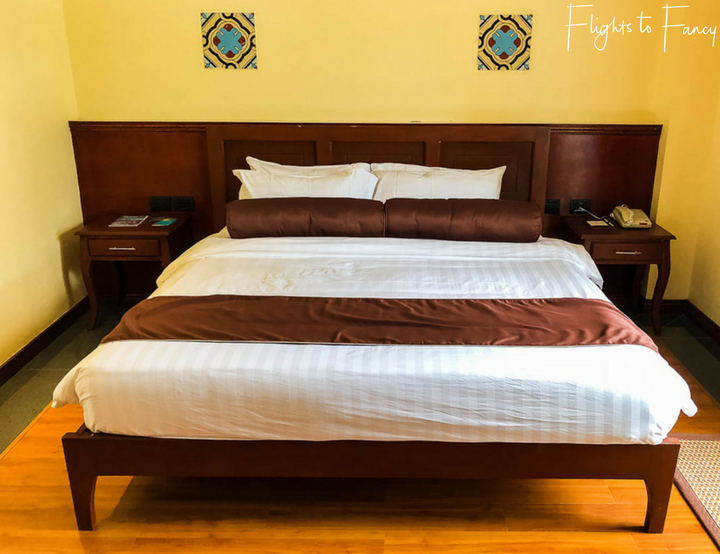 Where to stay in Coron: The Sunlight Guest Hotel solves the problem of where to stay in Coron Palawan Philippines