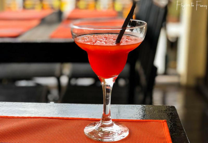 Trattoria Altrove Coron Cocktail