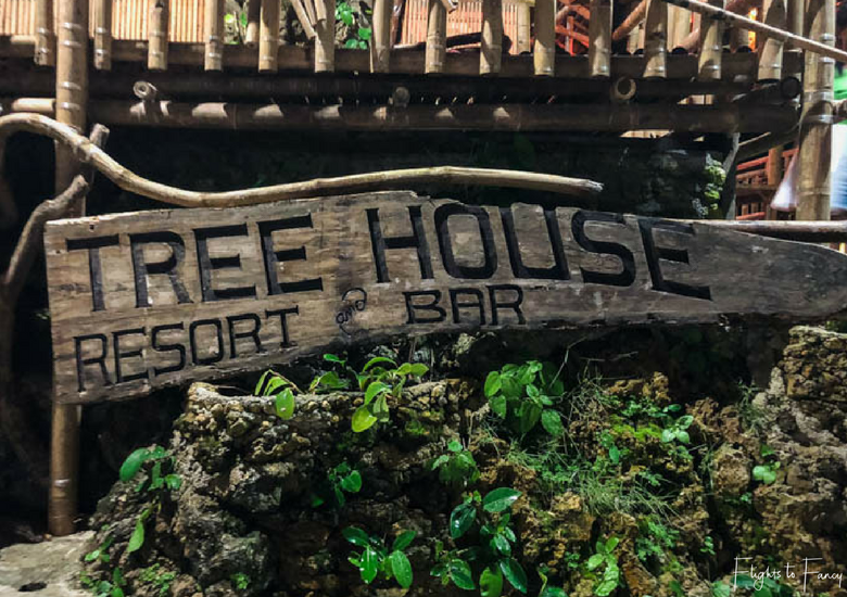 Tree House Bar White Beach Boracay - Flights To Fancy at Coast Boracay