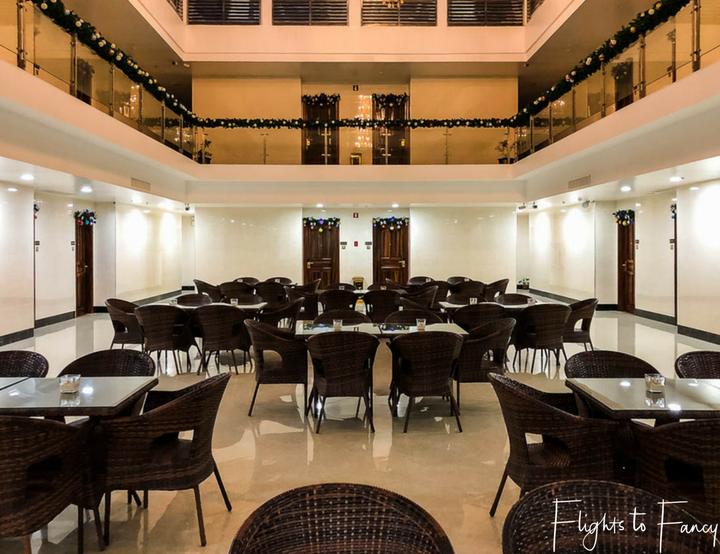 Best Place To Stay In El Nido: One El Nido Suite Breakfast Dining Room