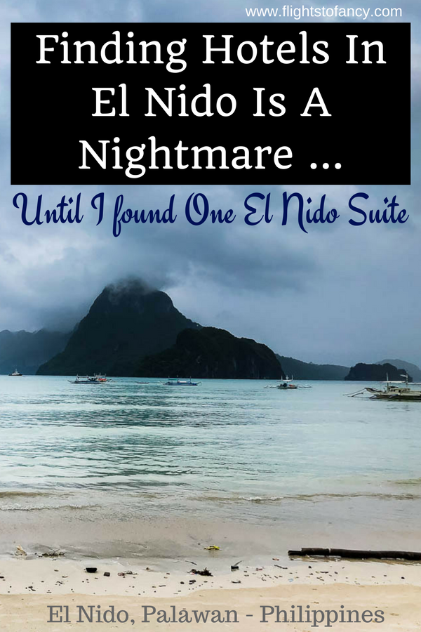 Trying to find the best place to stay in El Nido? If so you have probably figured out that finding good hotels in El Nido Philippines is like finding a needle in a haystack. I looked at ALL the available accommodation in El Nido before deciding One El Nido Suite was the one for us. Visit the blog to find out why ... #hotelsinelnido #accommodationelnido #elnido #philippines