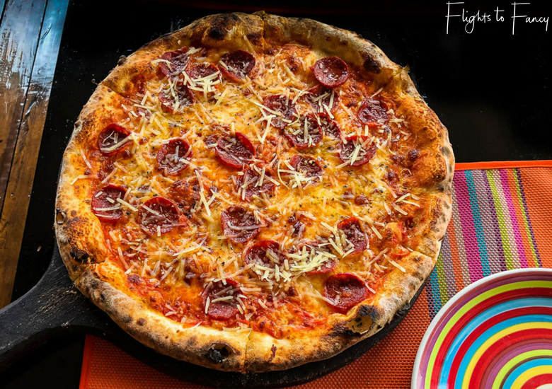 Flights To Fancy Featured Image Best Pizza in Palawan - Trattoria Altrove El Nido