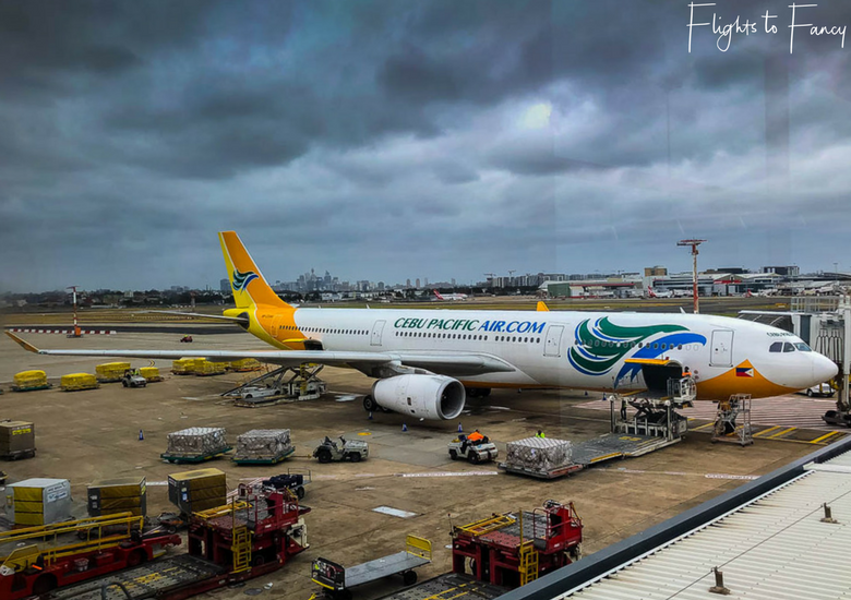 Flights To Fancy Featured Image - Cheap flight from Sydney to Manila on Cebu Pacific