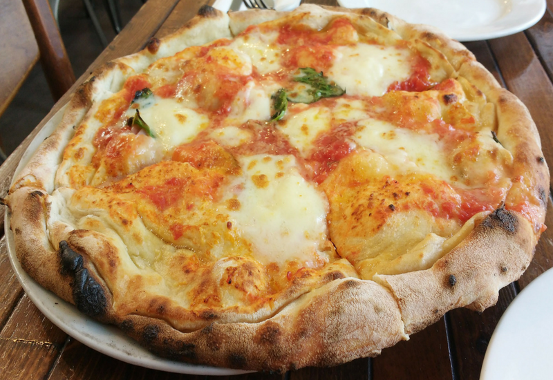 Worlds Best Pizzas: Pizzeria Via Mercanti Toronto Canada