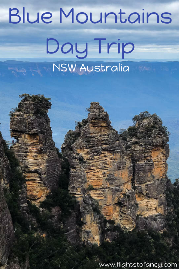 A Blue Mountains day trip from Sydney is a must do for visitors and locals alike. Everything you need to plan an epic Blue Mountains trip is right here. #bluemountains #NSW #sydneyroadtrip #travel