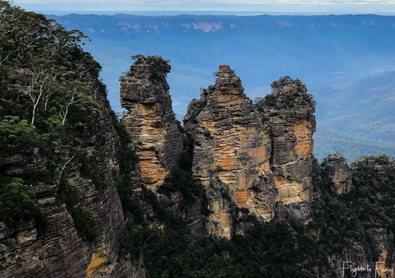 Flights To Fancy Featured Image - Blue Mountains Day Trip