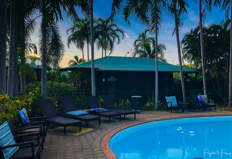 Palms City Resort Darwin Holiday Apartments