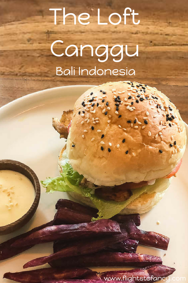 Looking for a Canggu restaurant with a varied menu? The extensive menu at The Loft Canggu cafe is sure to satisfy even the pickiest of eaters! #bali #canggu #canggucafe #vegan #balivegan