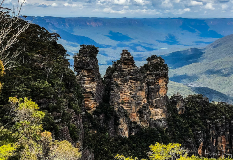Three Sisters Blue Mountains NSW