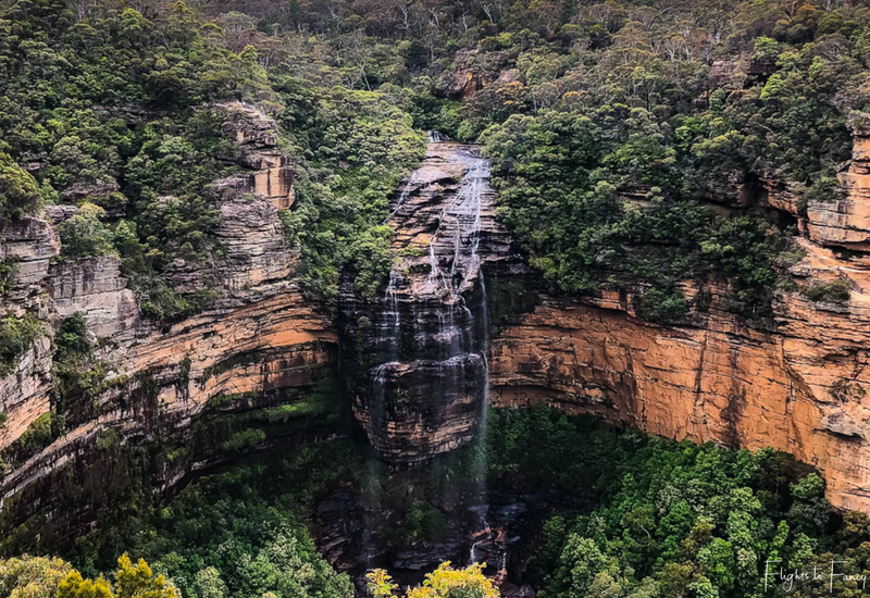Wentworth Falls Blue Montains NSW