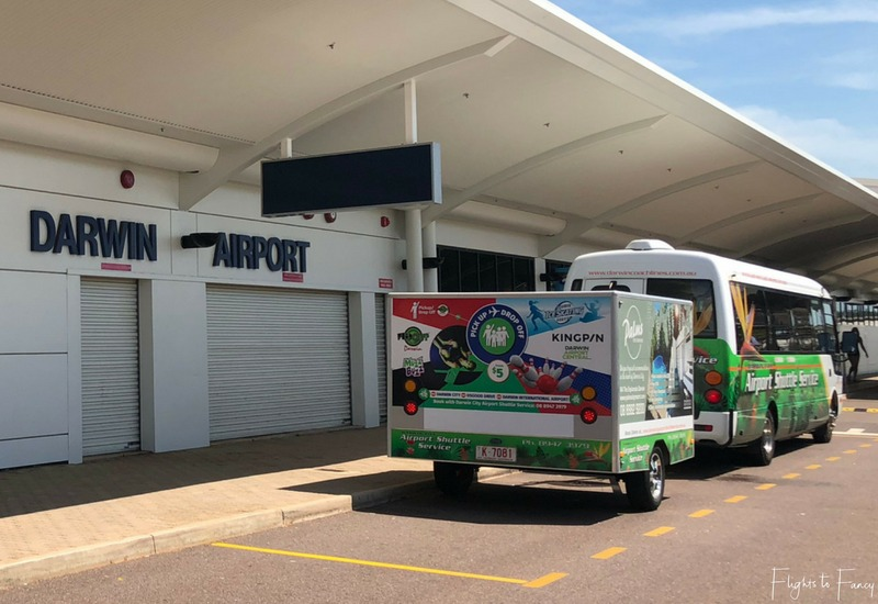 Darwin Airport Shuttle