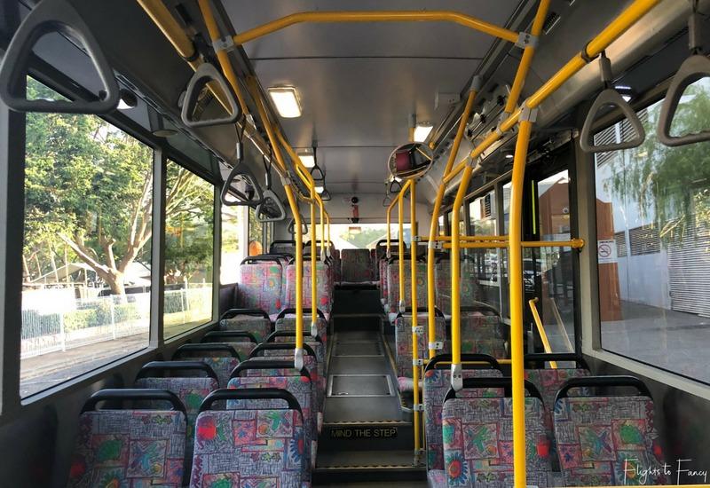 Darwin Public Transport