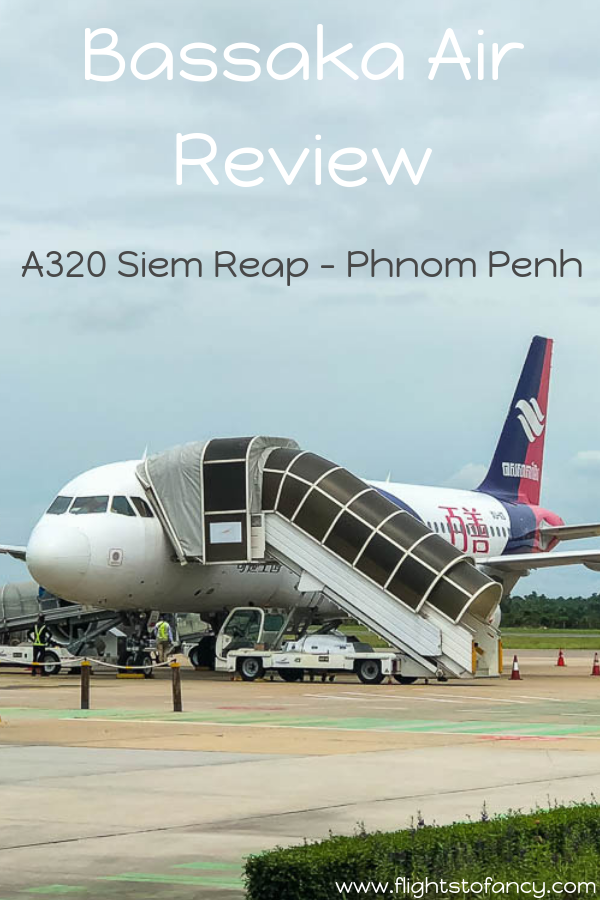 This Bassaka Air Review of our flight from Siem Reap to Phnom Penh offers 5 alternatives for flights from Siem Reap to Phnom Penh after Bassaka's grounding. #bassakaair #cambodia #siemreap #phnompenh #cambodianairlines